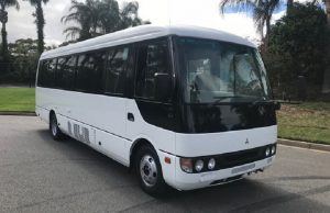 23 seater mini bus